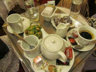La Bottega del Caffe Tea and Cake
