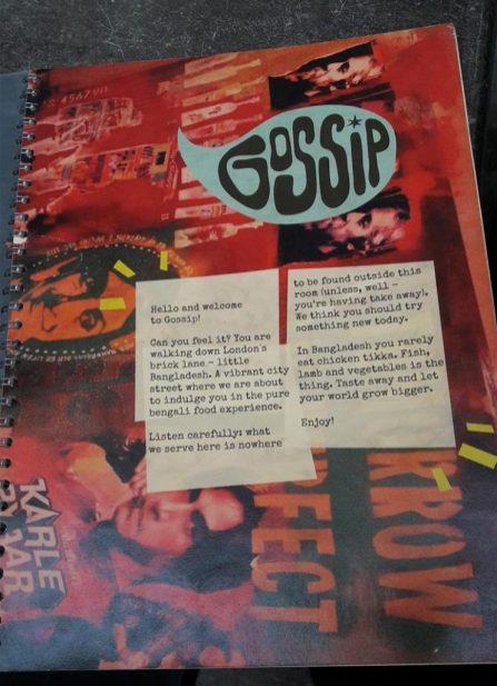 Gossip Background