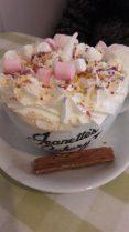 Jeanette's Cakery Unicorn Hot Chocolate