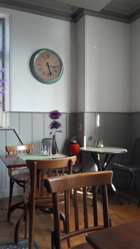 Tea on the Green Interior