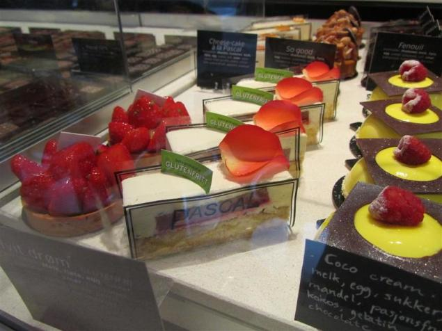 Pascal Cakes