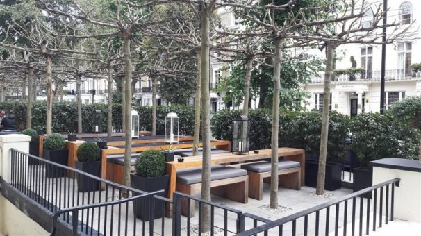 Nosh Garden Kitchen Outdoors