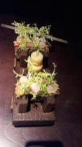 Sosharu Winter Vegetables Temaki
