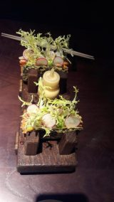 Sosharu Winter Vegetables Temaki