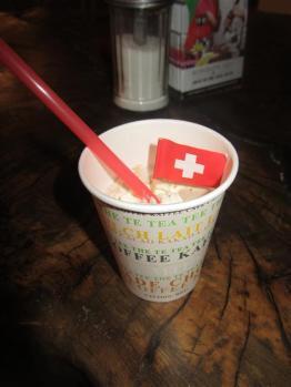 Funky Chocolate Club Hot Chocolate
