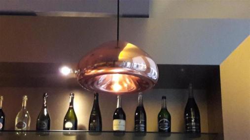 Lille Opera Brasserie Lighting