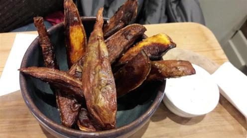 Filmore & Union Sweet Potato Wedges