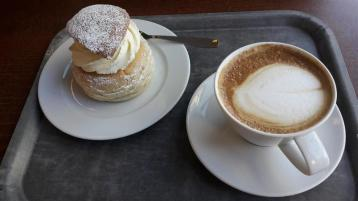Aso Semla and Coffee