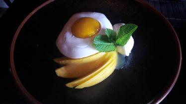 Sticky Mango Dessert