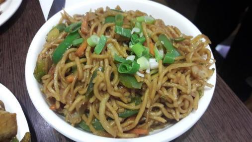 Chai Paani Veg Hakka Noodles