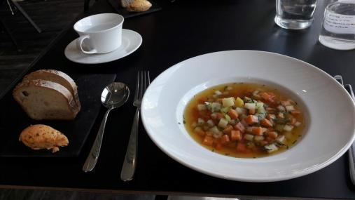 Pier Eight Minestrone Soup