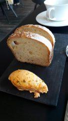 Pier Eight Sourdough Bread and Tomato Butter