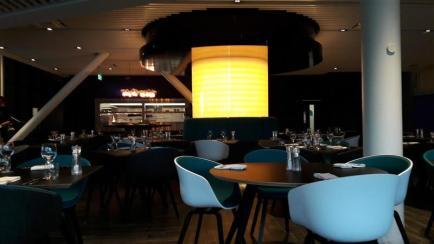 Pier Eight Interior