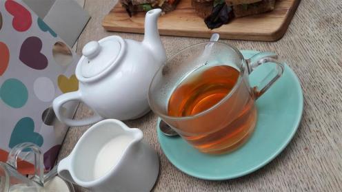 Oliver's Village Cafe Tea