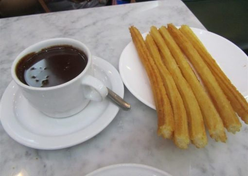 Chocolateria San Gines Churros and Chocolate