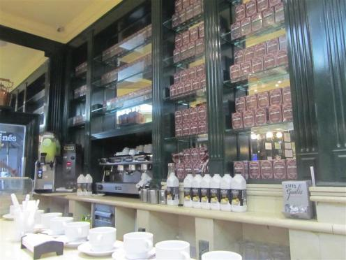 Chocolateria San Gines Interior