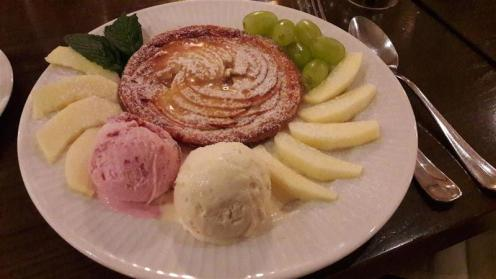 Cote Tarte Fin Aux Pommes
