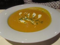 Ascot Carrot Ginger Soup