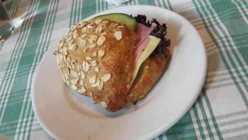 Vete-Katten Sandwich