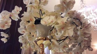 Demel Flower Display