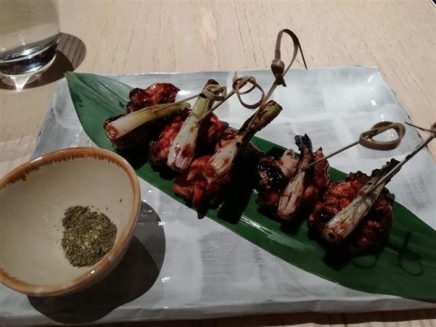 Ginza Onodera Chicken Yakitori