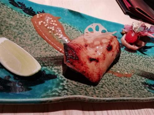 Ginza Onodera Black Cod Saiko Yaki