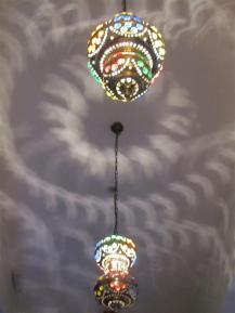Arabesque Lighting