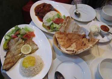 Arabesque Meal