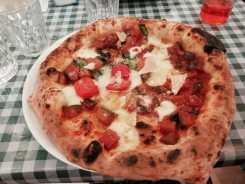 Pizza Pilgrims Aubergine Parmigiana Pizza