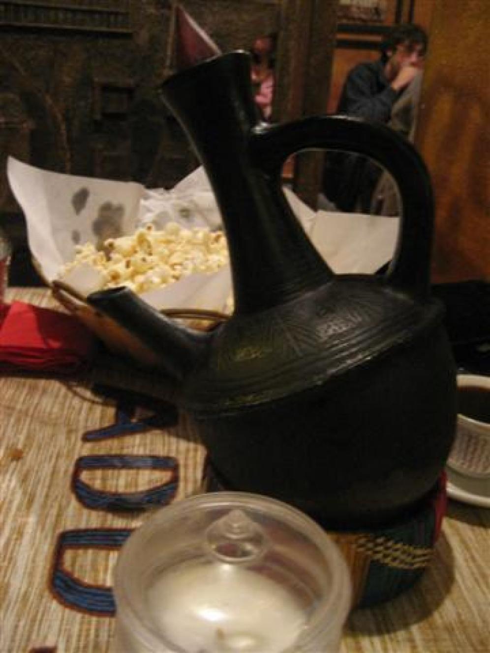 Addis Coffee and Popcorn