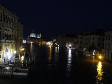 Al Vaporetto Venice Night