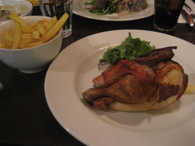 Belgo Spit Roasted Chicken