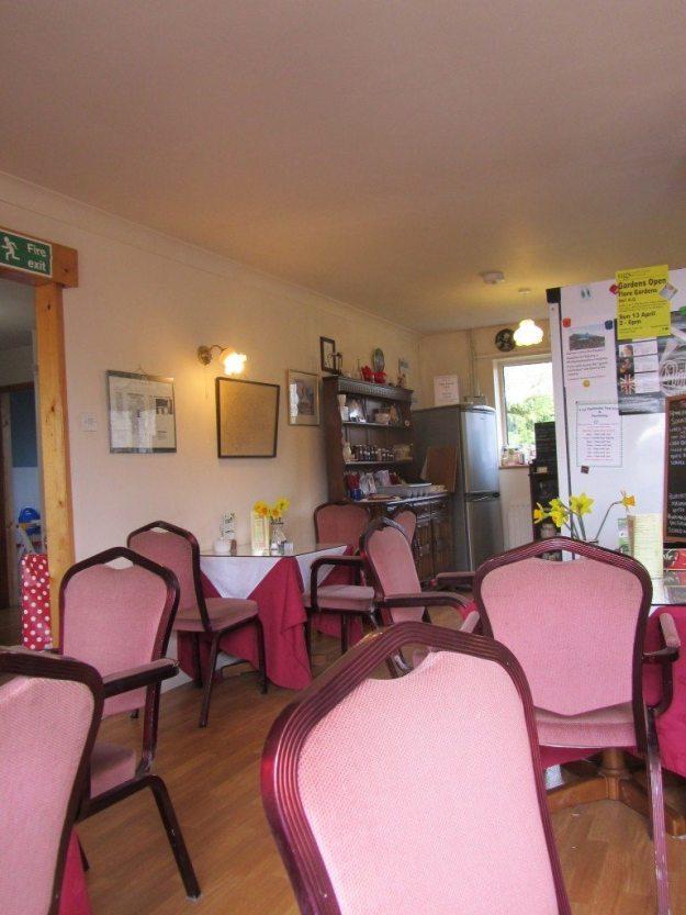 Bliss Lane Tea Room Interior 2
