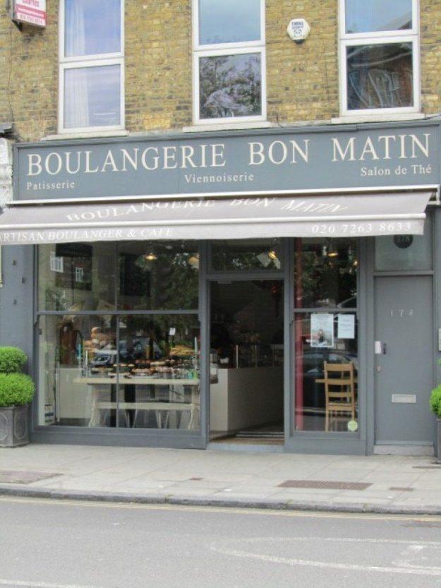 Boulangerie Bon Matin