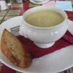 Darlingtons Tea Room Parsnip Soup