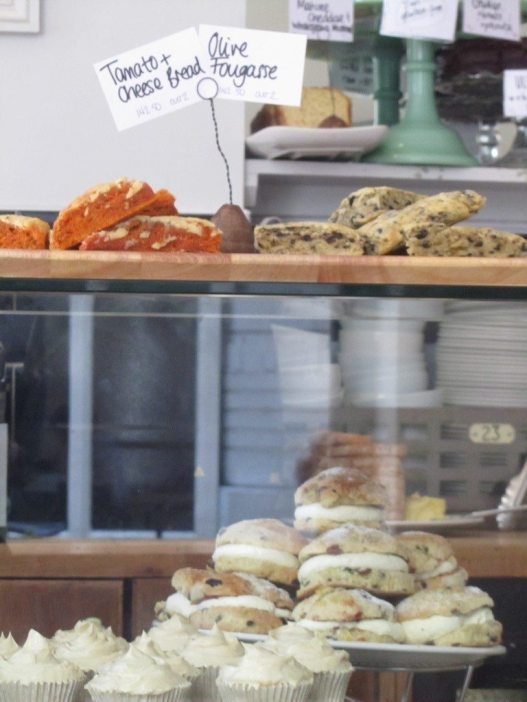 Fleet River Bakery Scones