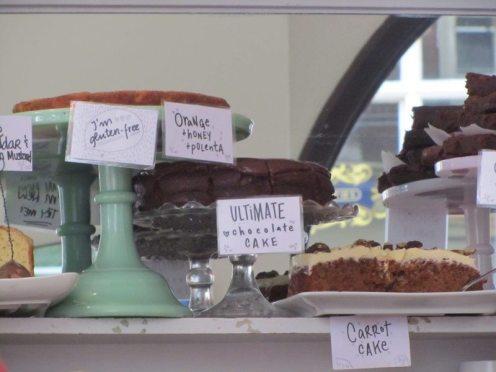 Fleet River Bakery Cakes
