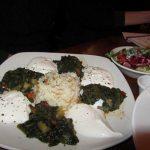 Gallipoli Again Spinach