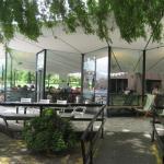 Serpentine Bar and Kitchen front