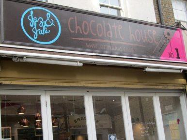 Jaz & Jul's Chocolate House