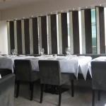 Fakhreldine dining area