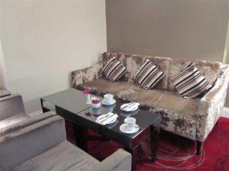 Mercure Brasserie Interior