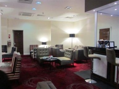 Mercure Brasserie Interior 2
