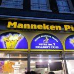 Manneken Pis Fries