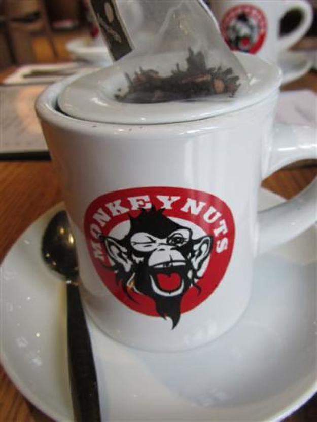 Monkey Nuts Tea