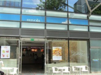Nuvola Entrance