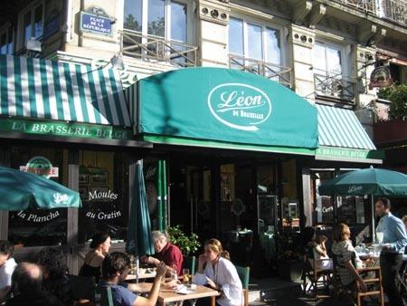 Cafe Creme Paris Republique