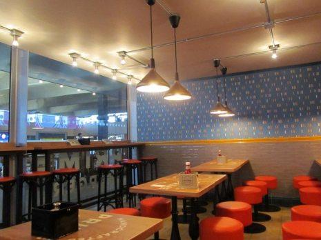 Prime Burger Interior 2