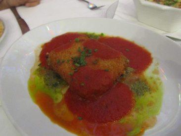 Mozzerella in Carrozza