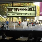 the riverfront